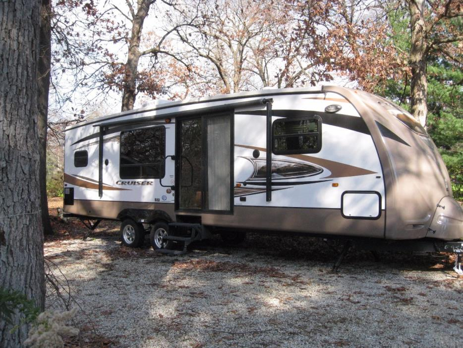 2012 Crossroads CRUISER 28RKX
