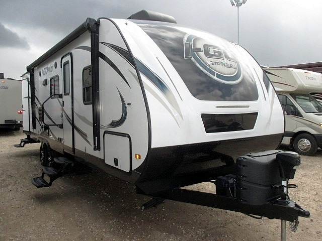2017 Evergreen Rv IGO 291dbs