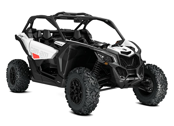 2017 Can-Am Maverick X3 Turbo R