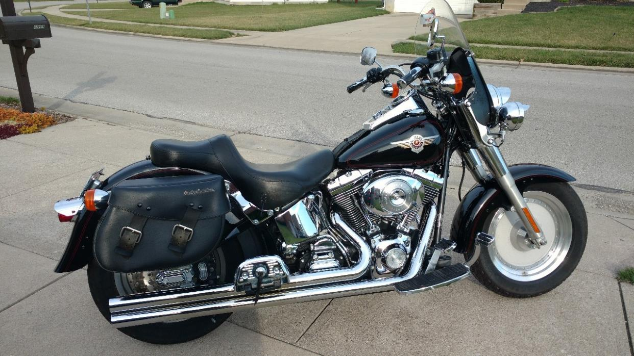 2001 Hd Fatboy Vehicles For Sale