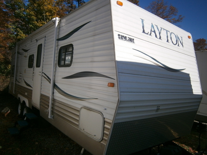 2008 Skyline LAYTON Layton 278LTD