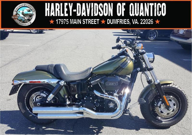 2016 Harley-Davidson FXDF - Dyna Fat Bob