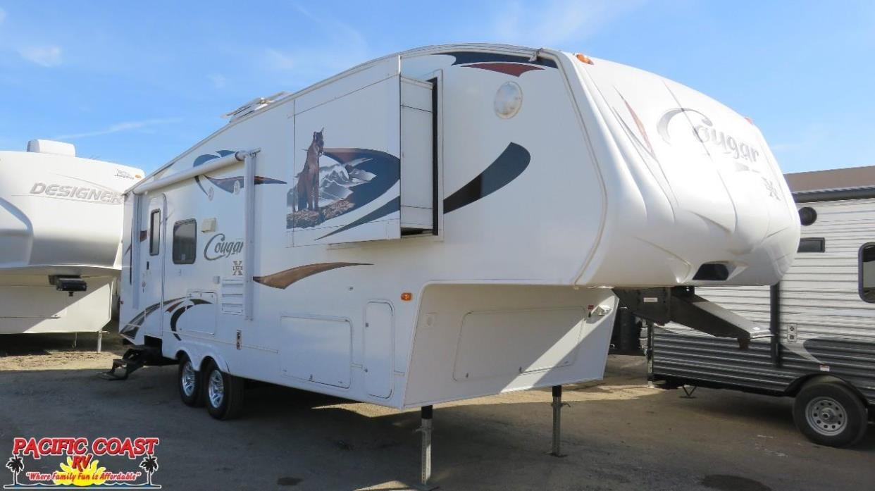 2010 Keystone Cougar 26 Sab Rvs For Sale