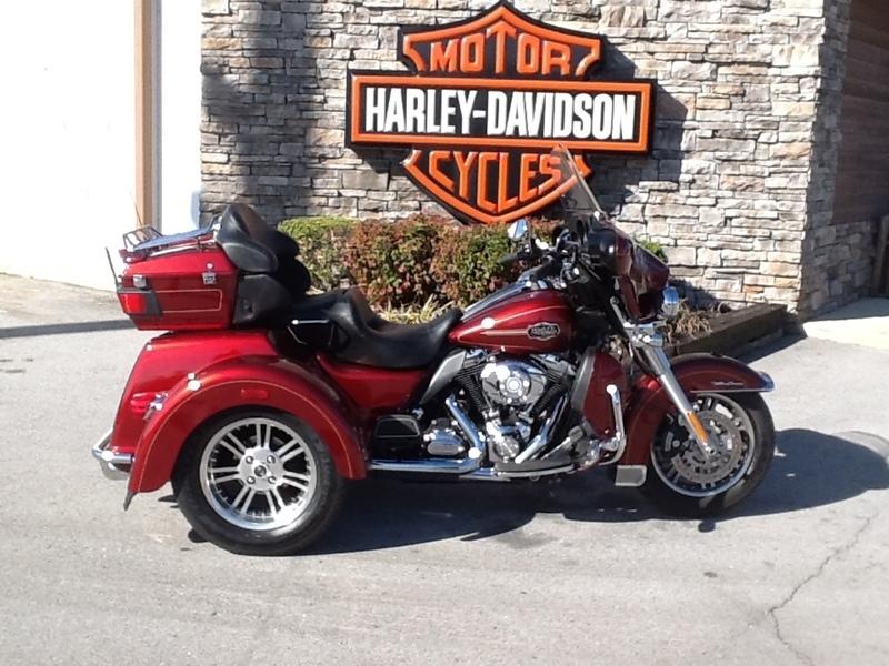 2009 Harley-Davidson FLHTCUTG - Tri Glide Ultra Classic