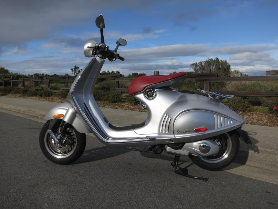 vespa motorcycles for sale in san carlos california. Black Bedroom Furniture Sets. Home Design Ideas