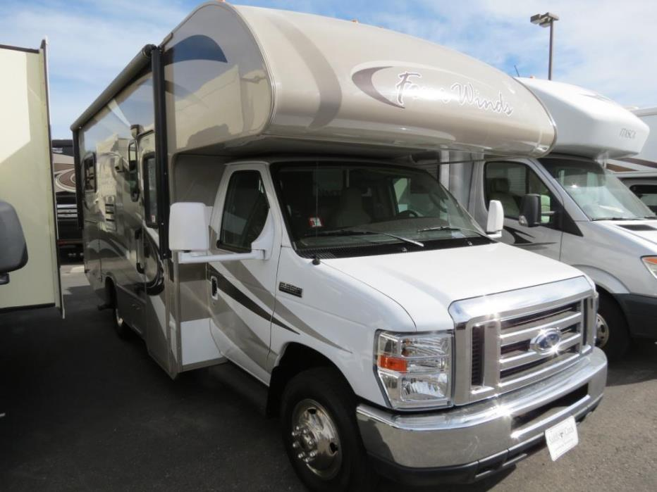 2014 Thor Motor Coach Four Winds 22E
