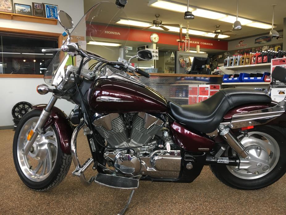 honda vtx 1300 c motorcycles for sale in iowa. Black Bedroom Furniture Sets. Home Design Ideas