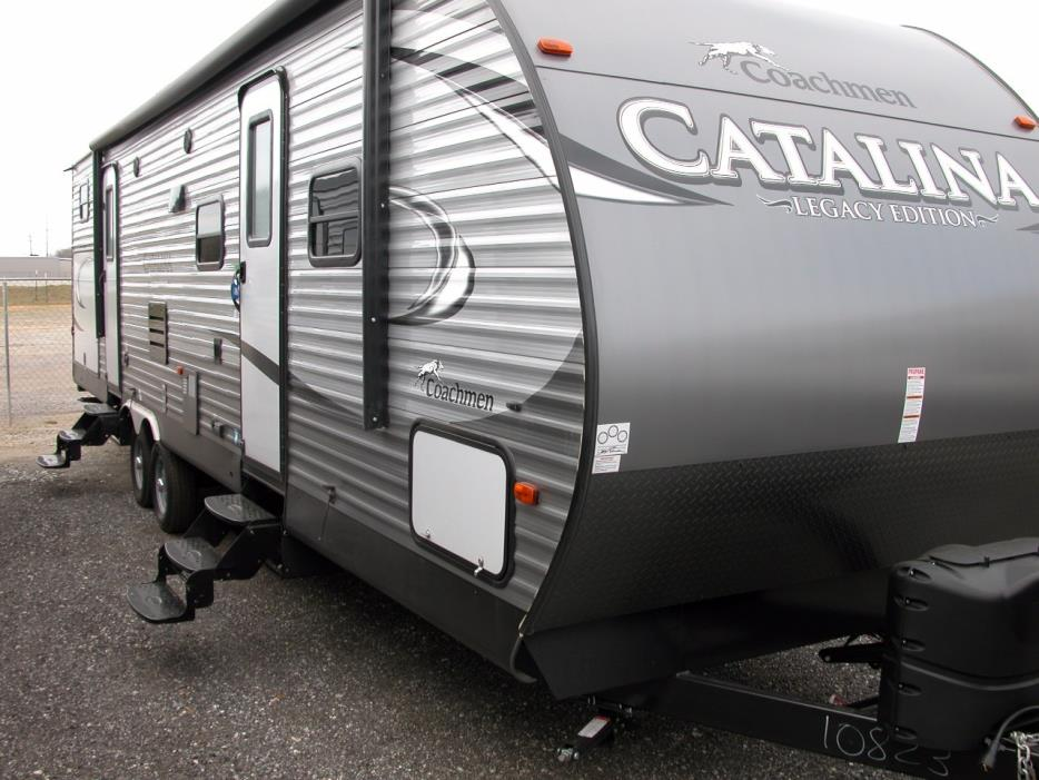2018 Coachmen Catalina 323BHDSCKL