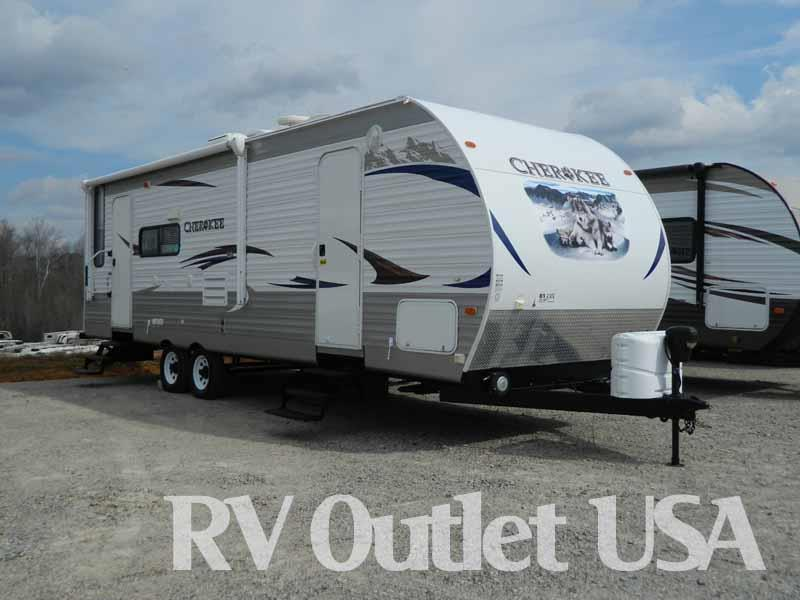 2012 Forest River Cherokee 264L