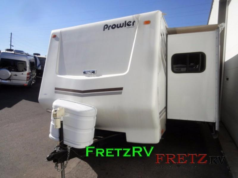 2008 Fleetwood Rv Prowler 280FKS