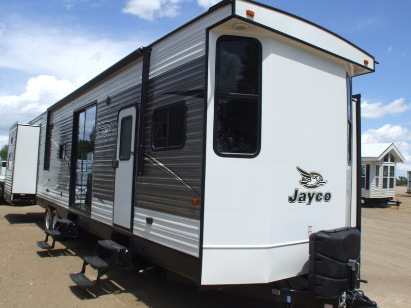 2017 Jayco Jay Flight Bungalow 40BHQS