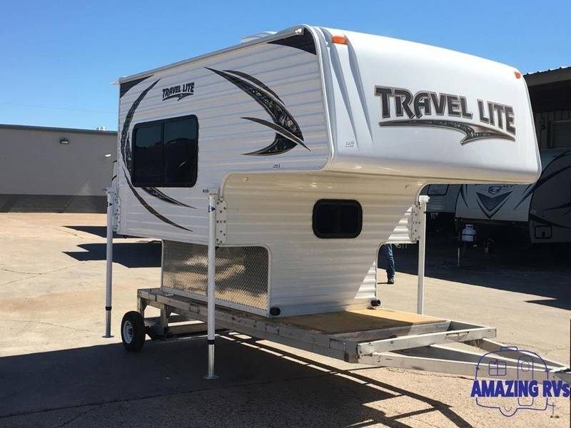 2017 Travel Lite Super Lite Mid Sized Trucks 625