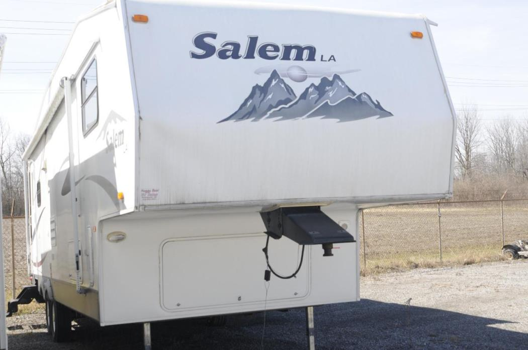 2006 Forest River Salem 286RLSS