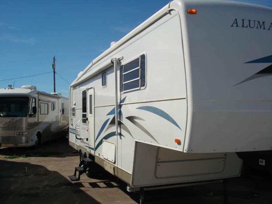 Holiday Rambler Alumascape 30 Rvs For Sale
