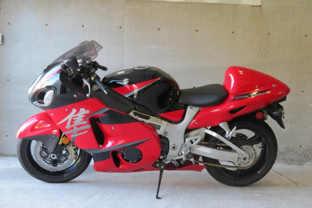 2005 suzuki hayabusa motorcycles for sale. Black Bedroom Furniture Sets. Home Design Ideas