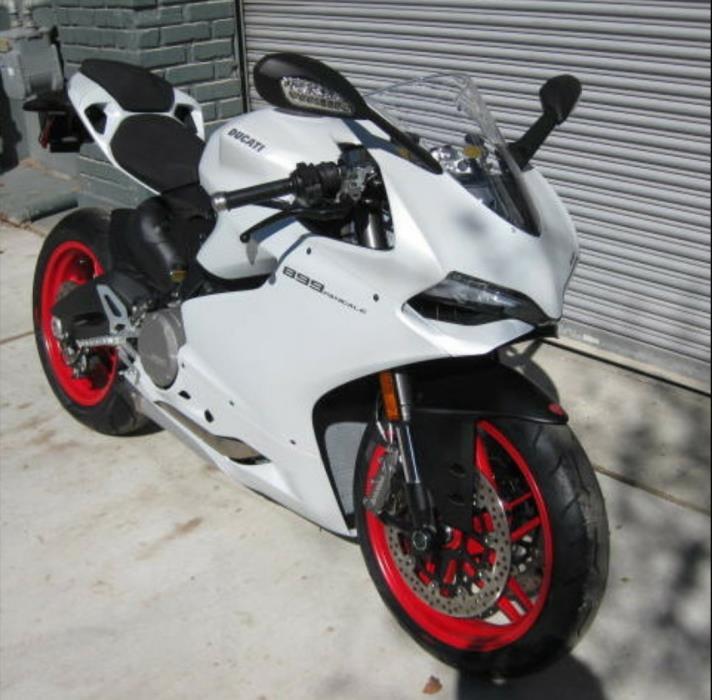 2014 Ducati SUPERBIKE 899 PANIGALE