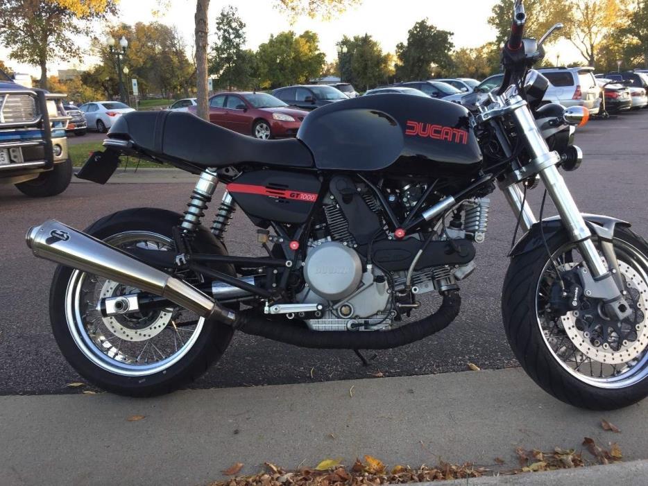 2010 Ducati GT 1000 SPORT CLASSIC