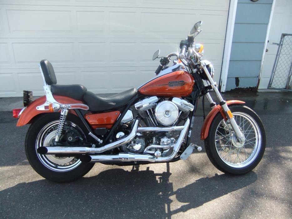 Harley Davidson Fxr motorcycles for sale in Minnesota