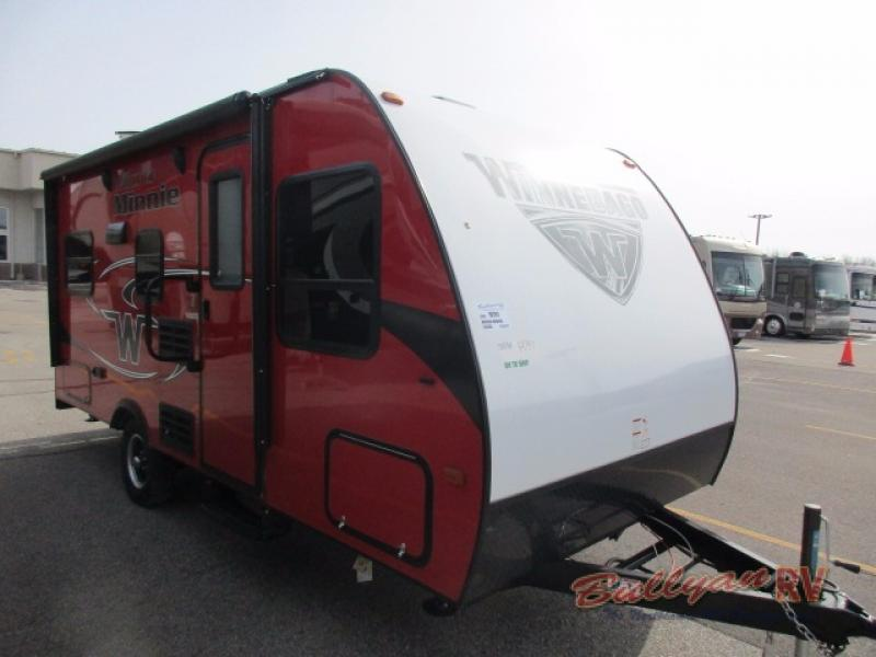 2017 Winnebago Industries Towables Micro Minnie 1705RD