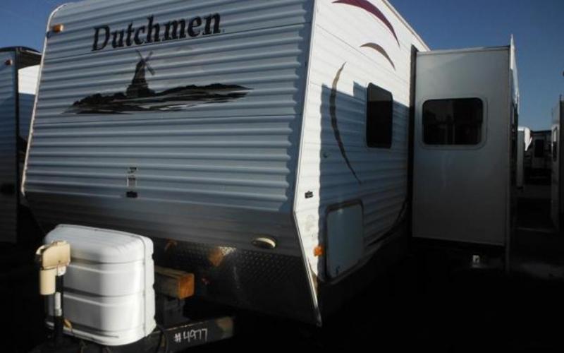 2008 Dutchmen Dutchmen 26F