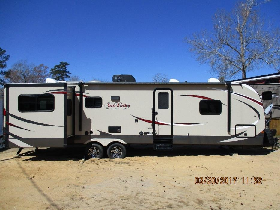 2015 Evergreen SUN VALLEY S32RE