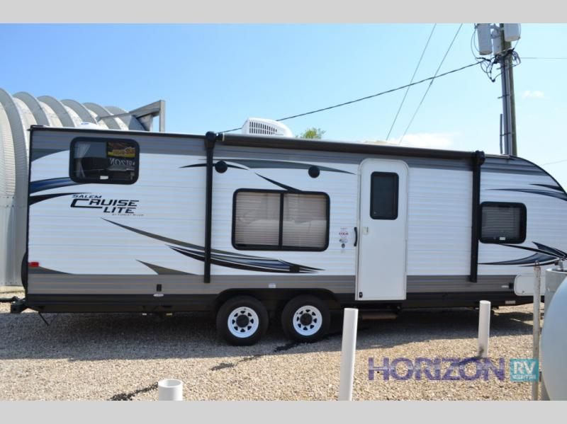 2016 Forest River Rv Salem Cruise Lite 261BHXL