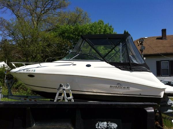 2008 Rinker 230 Captiva Atlantic