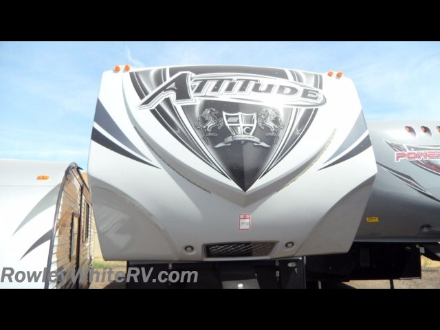 2018 Eclipse Rv Attitude 39CRSG