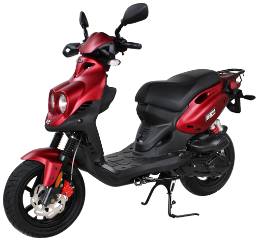 2017 Genuine Scooters Roughhouse 50 Sport