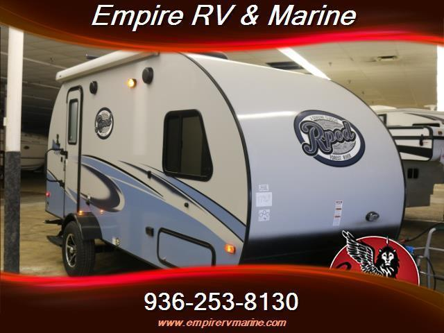 2018 Forest River R-POD RP 179