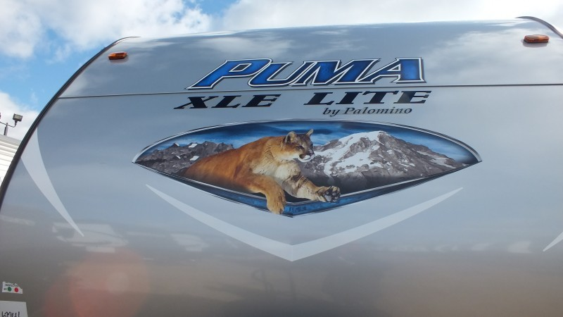 2017 Puma 27RBQC