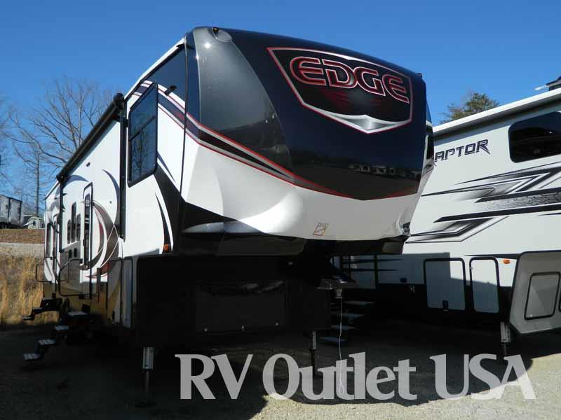 2018 Heartland Rv Edge 386ED