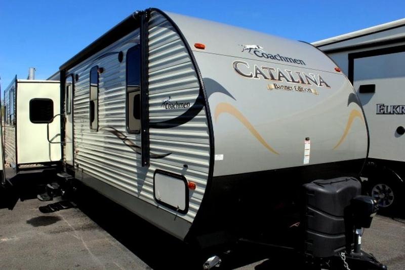 2015 Coachmen Catalina 333RETS