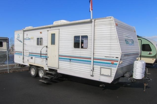 2002 Mallard Travel Trailer RVs for sale