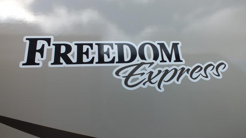 2017 Freedom Express 246 RKS