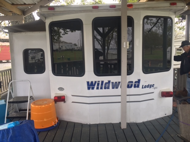2008 Forest River WILDWOOD 39RLDS