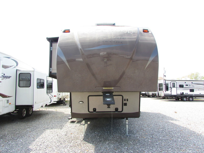 2014 Forest River Rockwood 8265WS Signature Ultra Lite Fifth Wheel