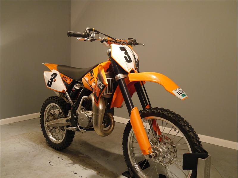 2006 KTM 105SX