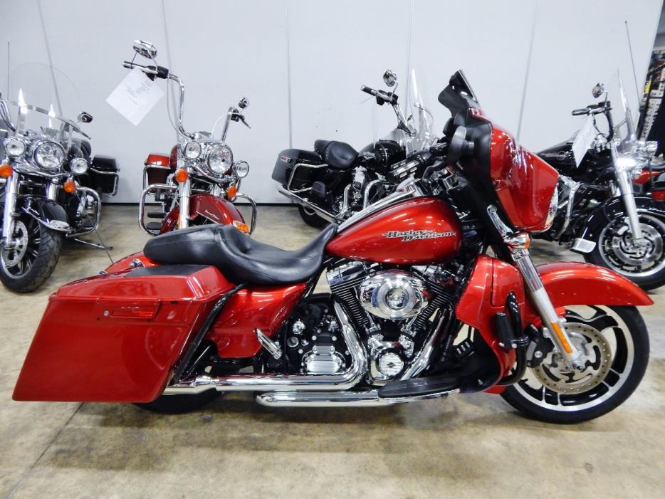 2012 Harley-Davidson FLHX Street Glide - Single Color