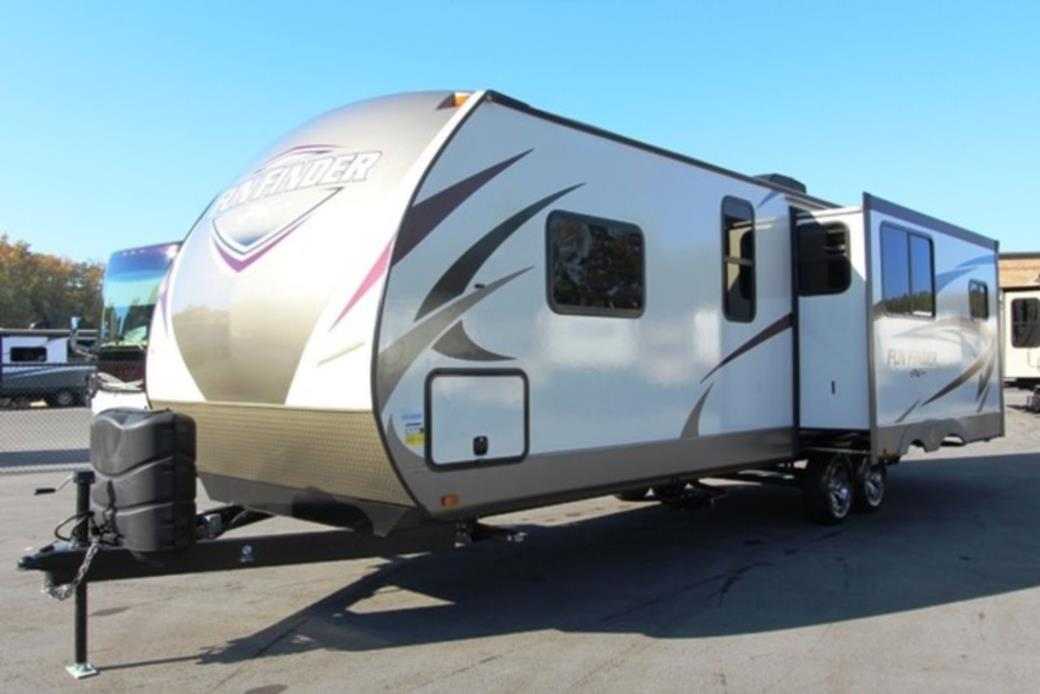 2017 Cruiser Rv FUN FINDER 27IK