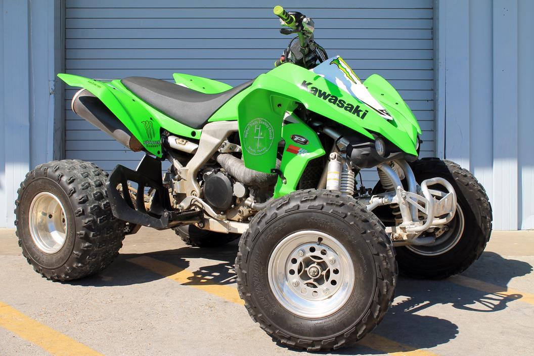 2009 Kawasaki KFX - 450R