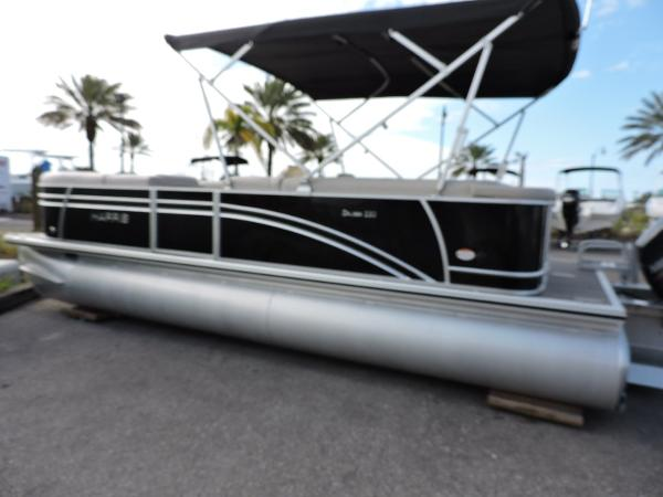 2017 Harris Pontoons Cruiser 220