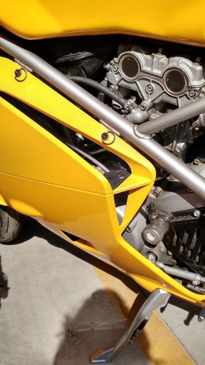 2004 Ducati SUPERBIKE 999