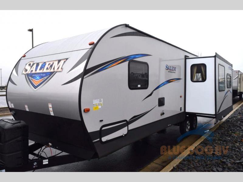 2017 Forest River Rv Salem 27RLSS