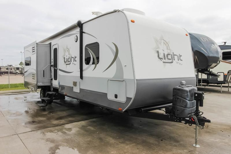 2013 Open Range Rv Light The LT308BHS