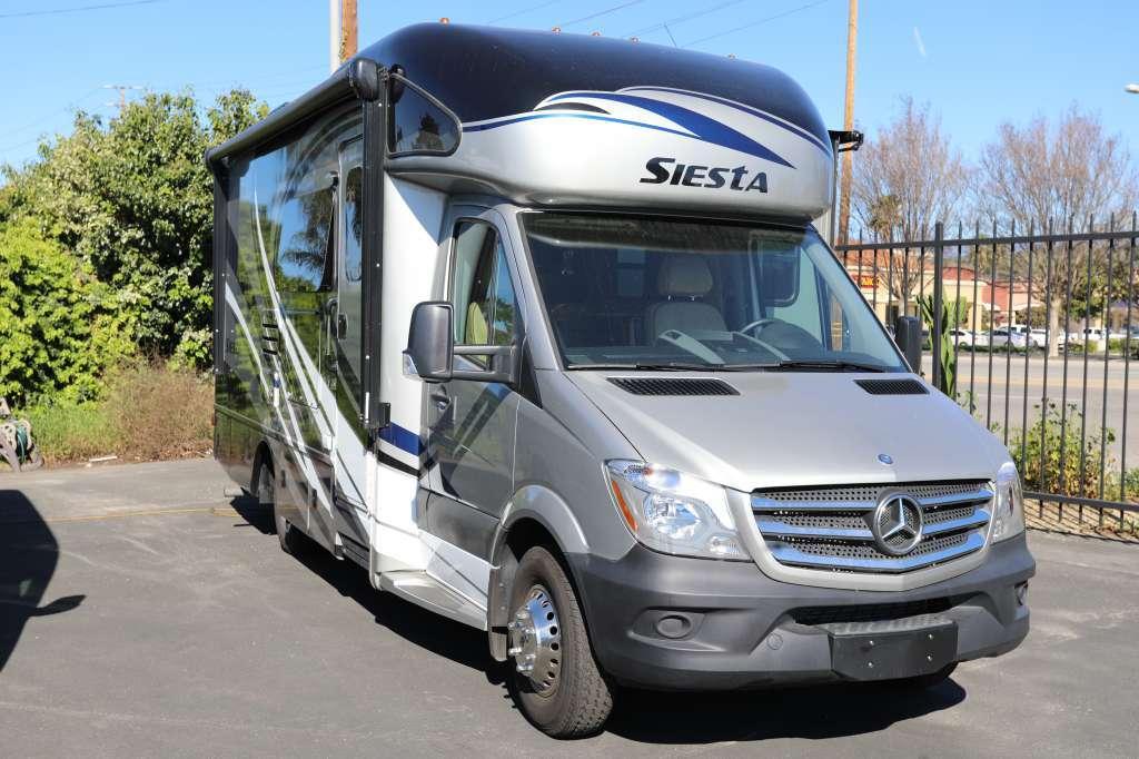 2016 Thor Motor Coach Siesta 24SS