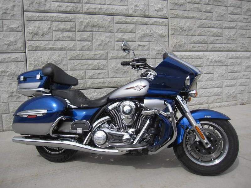 2011 Kawasaki Vulcan 1700 Voyager ABS