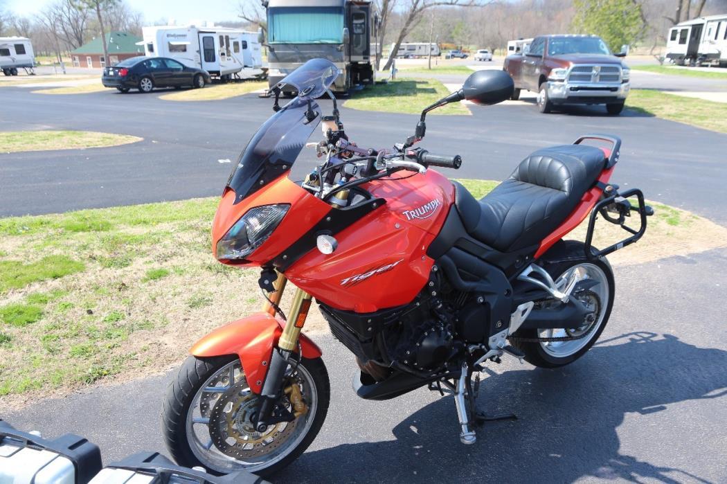 triumph motorcycles for sale in fayetteville, arkansas