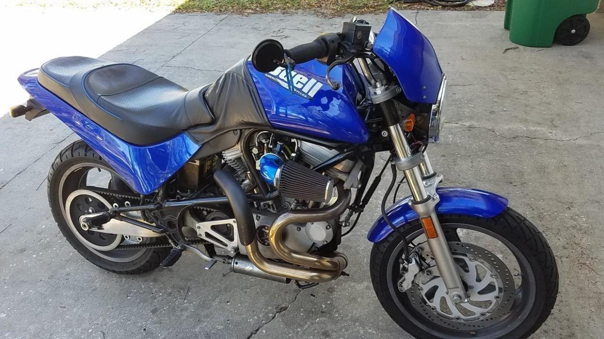 1998 Buell CYCLONE M2