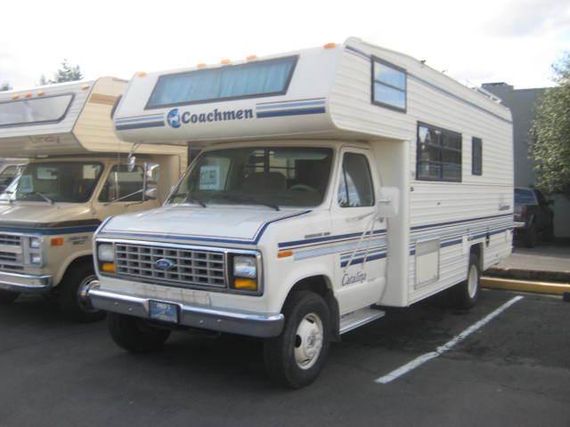 1990 Coachmen 22C